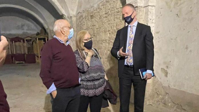 Rapolano Terme avvia collaborazione con gli Uffizi. Ieri la visita del direttore Eike Schimdt