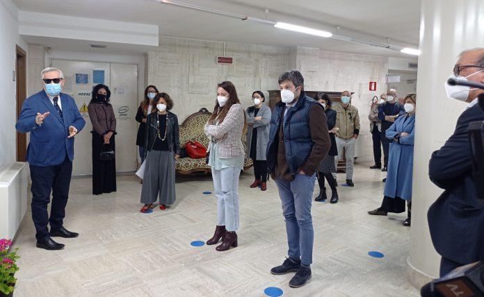 Siena ricorda Alessandra Bagnoli: intitolato a lei l'auditorium della sede Asl al Ruffolo