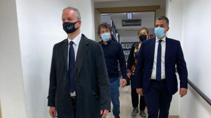 """""""Uffizi Diffusi"""", il direttore Eike Schmidt in Valdelsa"""