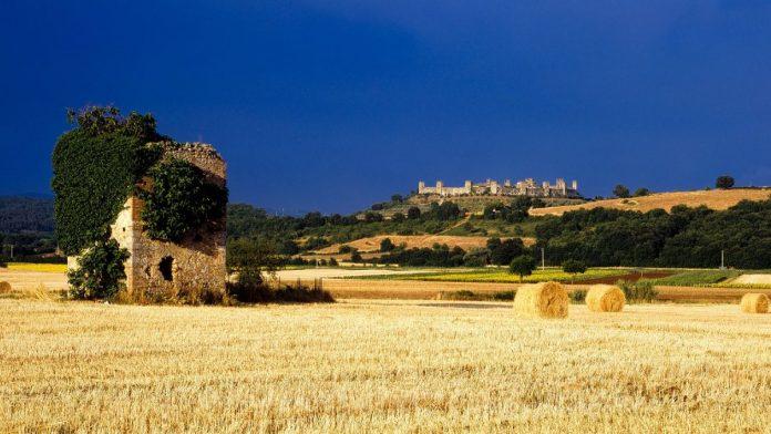 Monteriggioni, nel weekend riapriranno i camminamenti sulle mura