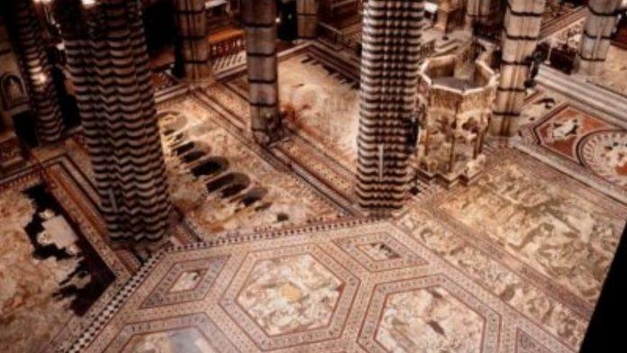 Giovedì 30 settembre apertura straordinaria serale del Pavimento del Duomo di Siena