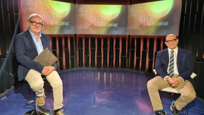 "Alle 21.30 su Siena Tv ""Storie da raccontare"": ospite Riccardo Gambelli"
