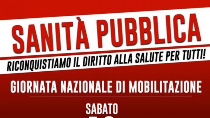 Sanità pubblica: il Comitato 27 Febbraio scende in piazza il 10 Aprile