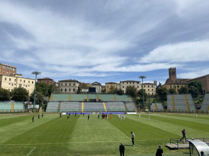 Siena – San Donato: terza sconfitta consecutiva per i bianconeri