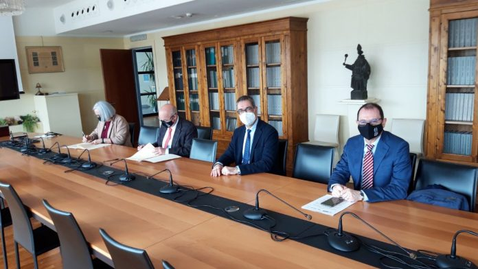 Camera di Commercio, firmato l'accordo con l'Agenzia Dogane e Monopoli