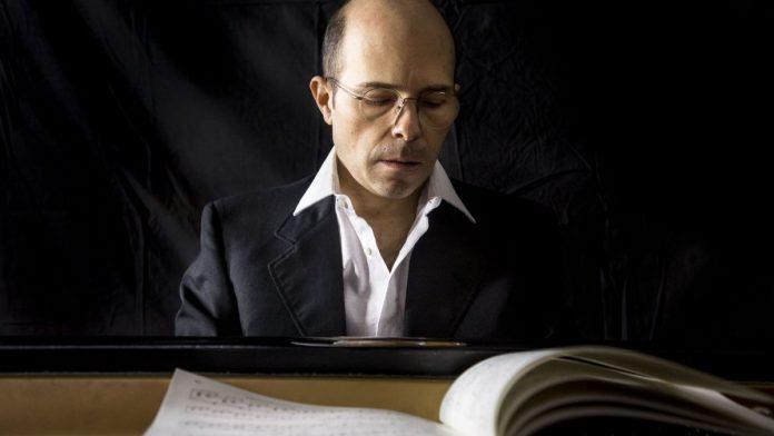 Il pianista Andrea Trovato al Franci Festival 2021