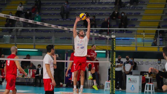 Volley, all'Emma Villas arriva in regia Riccardo Pinelli