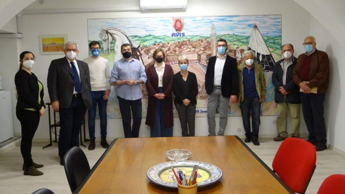 Avis Siena, giornata storica per i volontari: ampliati e rinnovati i locali della sede