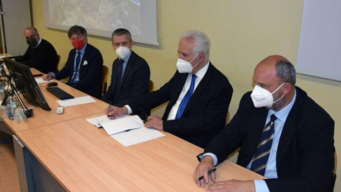 Acquisto dell'immobile di Viale Sardegna: siglato il protocollo