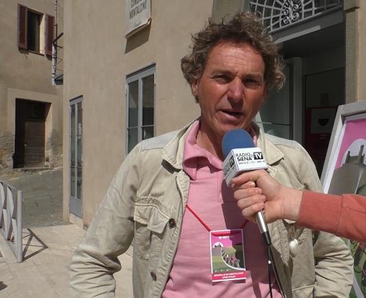 """Franco Rossi (Eroica) a Siena Tv: """"Giro a Montalcino, ci sentiamo protagonisti di questa tappa"""""""