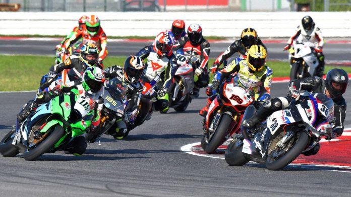 Moto: Trofeo italiano amatori, protagonisti 5 piloti senesi