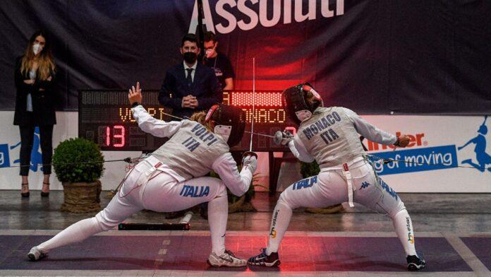 Assoluti 2021: Alice Volpi campionessa italiana di fioretto