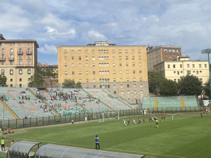 Frana il Siena sotto i colpi del Montevarchi
