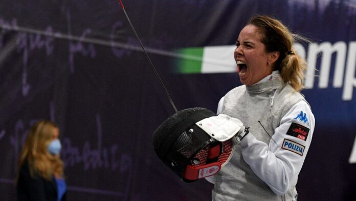 Olimpiadi di Tokyo: Alice Volpi parte con una vittoria e va agli ottavi