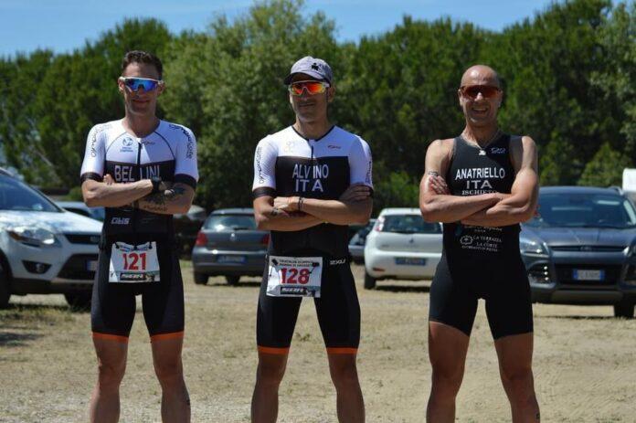 Un grande Anatriello trascina l'Olimpiacolle Triathlon a Marina di Grosseto