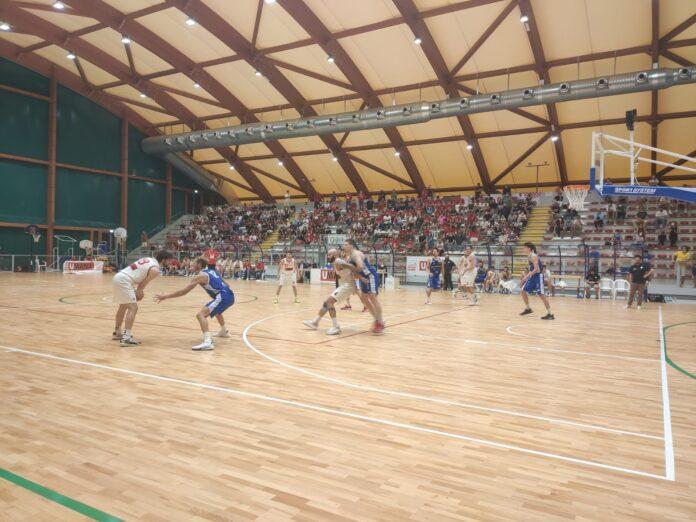 Basket, la San Giobbe Chiusi batte Agrigento e vola in Serie A2