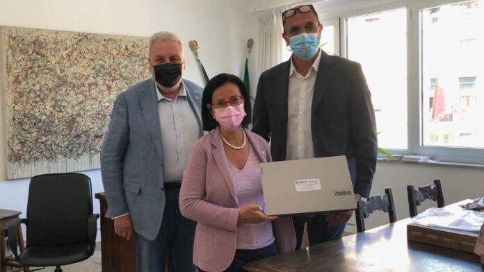 Rotary Siena, generosa donazione per le scuole ospedaliere