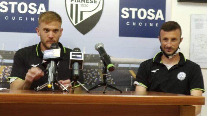 """Post partita Pianese – Acn Siena, Guberti e Terigi: """"Non era l'obiettivo di inizio anno, ma oggi siamo felici"""""""