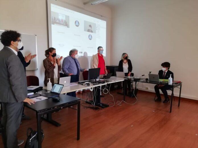All'Università di Siena le prime sessioni di laurea in presenza