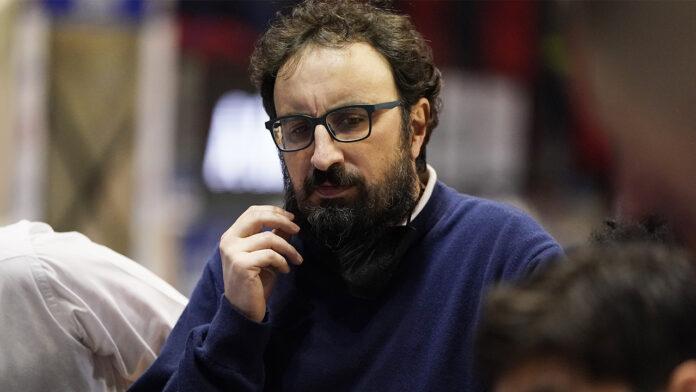 San Giobbe Chiusi, Andrea Fabrizi nuovo assistente di coach Bassi