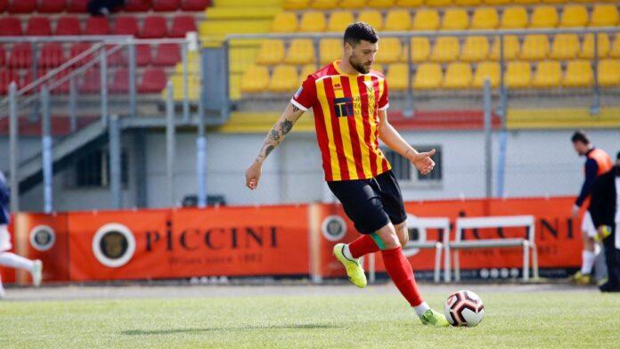 Serie D, Poggibonsi: confermato il difensore Federico Borri