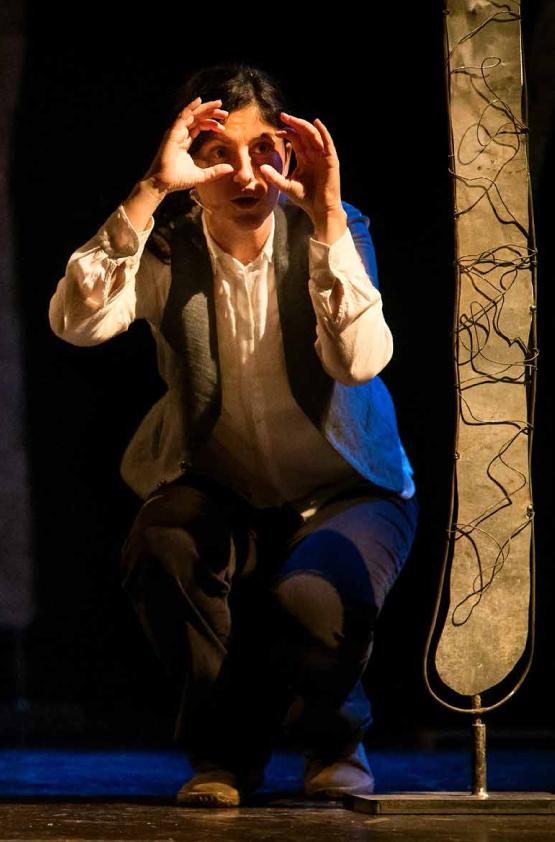 A Sovicille arriva lo spettacolo Paolo dei Lupi, il dominatore dell'Appennino a teatro