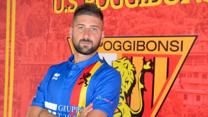 Serie D, Poggibonsi: arriva il difensore Francesco Frosali