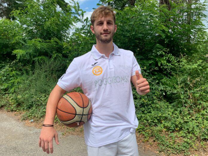 Poggibonsi Basket: il primo colpo è Marco Ceccatelli