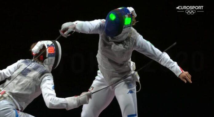 Olimpiade di Tokyo: Alice Volpi, sfuma la medaglia di bronzo