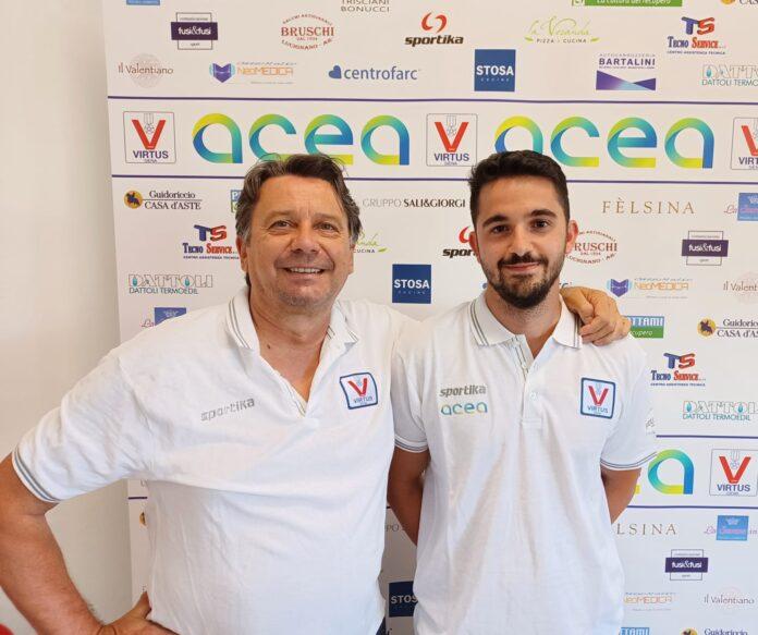Virtus Siena: Mario Piochi entra nello staff tecnico del settore giovanile
