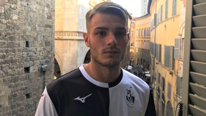 Acn Siena, ingaggiato il giovane centrocampista Alessio Amoruso