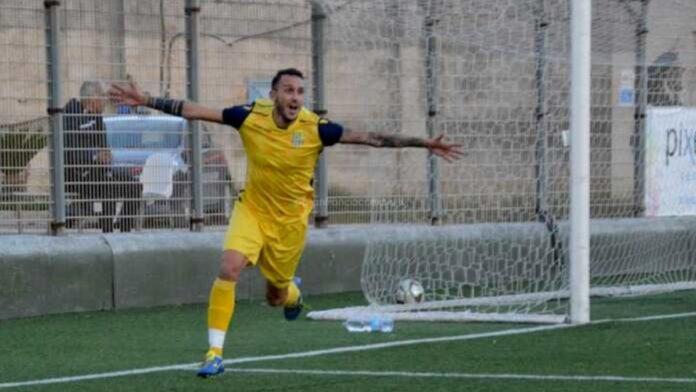 Serie D, Pianese: arriva l'attaccante Roberto Convitto
