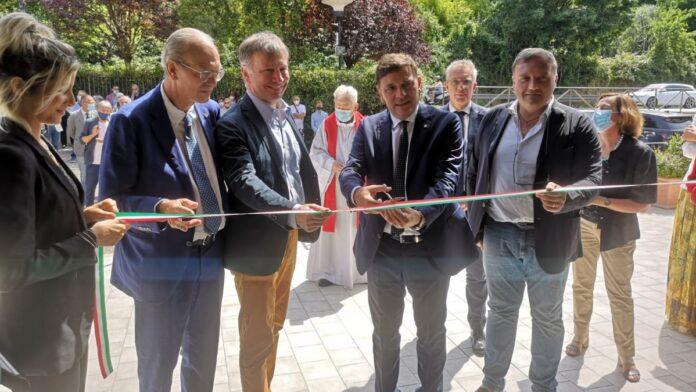 Cna Siena inaugura la nuova sede con tanti ospiti importanti