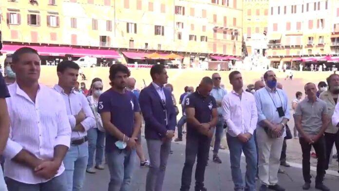 Su Siena Tv alle ore 9,30 la diretta della celebrazione della Messa del fantino
