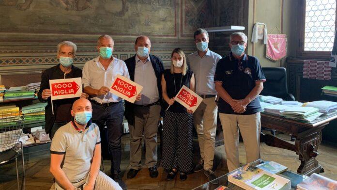 1000 Miglia: l'edizione 2022 passerà di nuovo dalle Terre di Siena