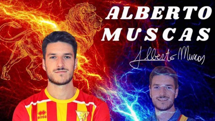 Serie D, Alberto Muscas è un nuovo giocatore del Poggibonsi