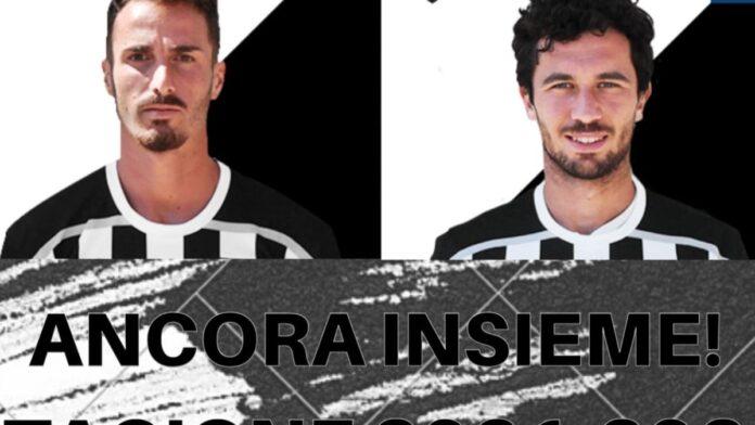 Serie D, Pianese: confermati Gagliardi e Simeoni