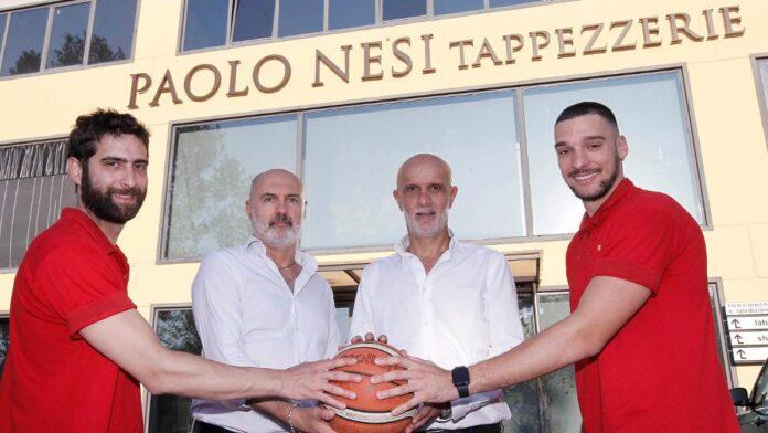 Poggibonsi Basket, confermati Moroni e Borgianni
