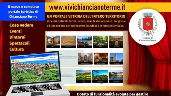 Vivi Chianciano Terme: un portale turistico per gestire informazioni ed eventi