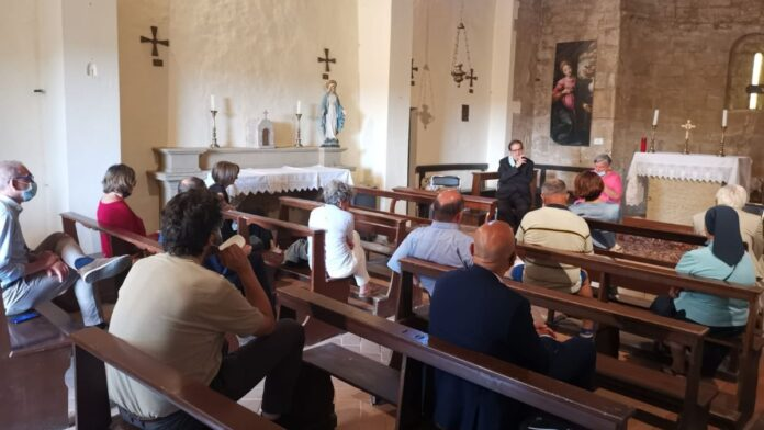 Rinasce il centro Caritas delle Tolfe con un nuovo progetto di accoglienza delle persone in difficoltà