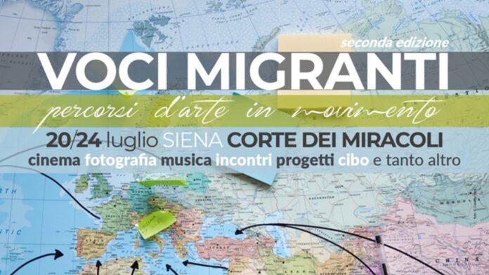 """Corte dei Miracoli, dal 20 Luglio al via il 2° festival """"Voci Migranti"""""""