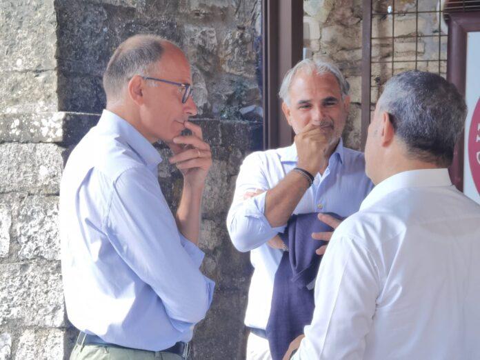 """Suppletive di Siena, Letta: """"Mps, dal Tesoro impegni chiari, vigileremo in modo esigente"""""""