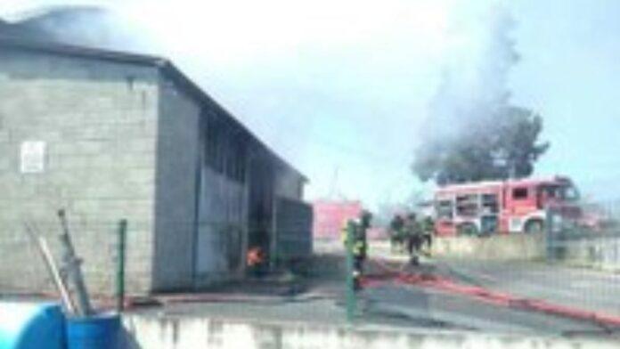 Poggibonsi: incendio Drove, revocata l'ordinanza con misure cautelative