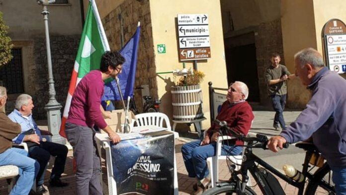 """PD Sarteano, niente Festa de L'Unità """"Causa Covid e per rispetto ai ristoratori"""""""