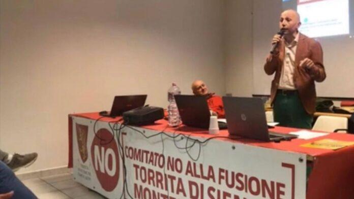Sinistra Italiana, Antonio Canzano è il nuovo segretario della provincia di Siena