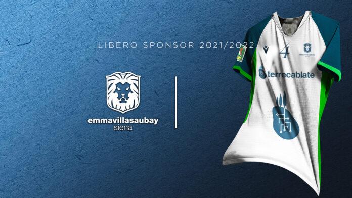 Volley: Terrecablate sarà il jersey sponsor della Emma Villas Siena