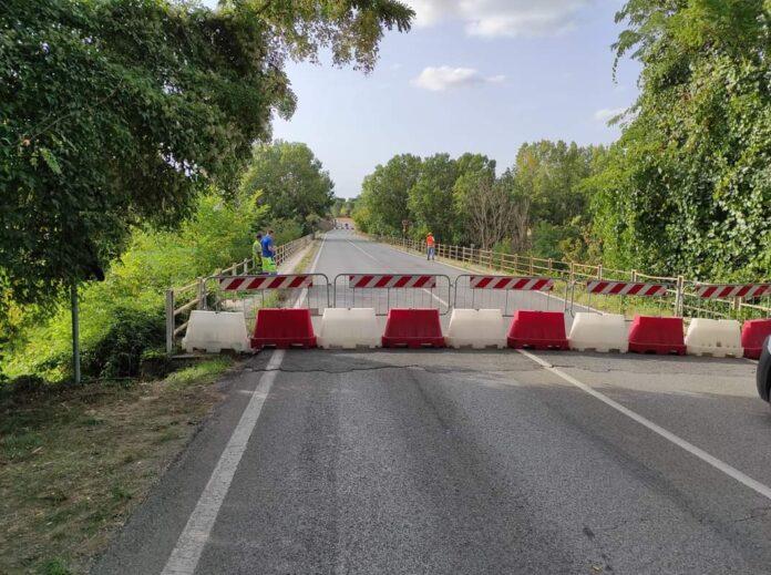 Chiuso viadotto sulla Cassia a Poggibonsi: è pericoloso