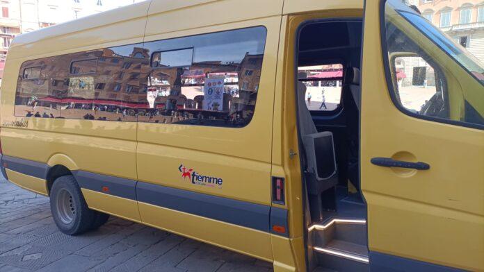 """Tiemme, gli scuolabus di Siena sono """"covid free"""" grazie ad una pellicola speciale"""