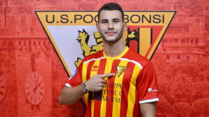 Serie D, Poggibonsi: arriva l'attaccante Luca Nicoloso