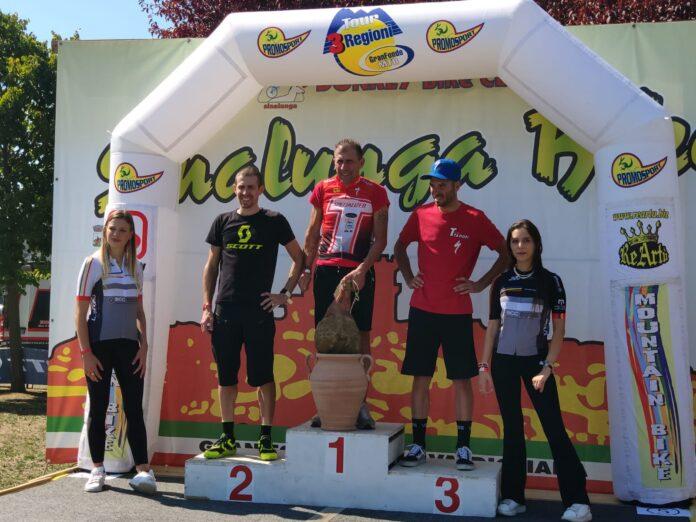 Sinalunga Bike, a Casagrande la sfida con Cominelli
